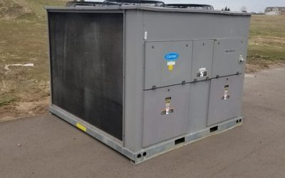 CARRIER – 55 Ton Air Cooled Chiller
