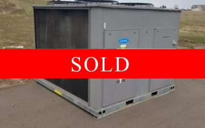 CARRIER - 55 Ton Air Cooled Chiller