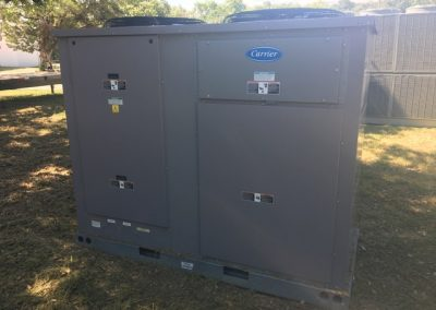 New Surplus Carrier 20 Ton Split System Air Cooled Chiller