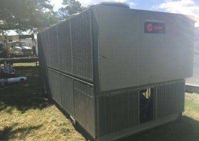 Trane 155 Ton Air Cooled Chillers