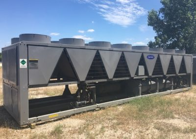 Carrier 300 Ton Air Cooled Chiller