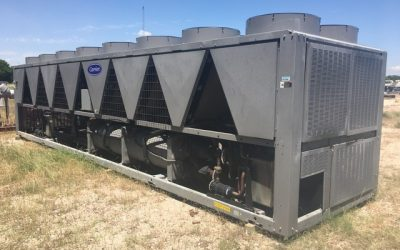 CARRIER – 300 Ton Air Cooled Chiller