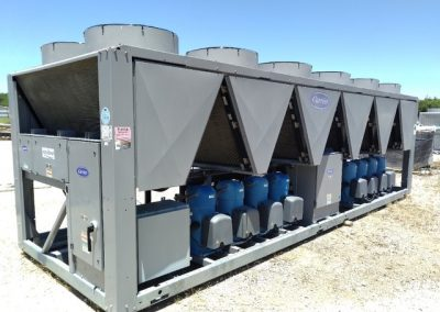 Carrier 190 Ton Air Cooled Chiller