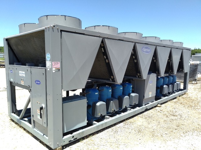 CARRIER – 190 Ton Air Cooled Chiller