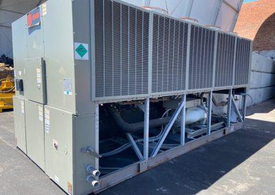 Trane 140 Ton Air Cooled Chiller