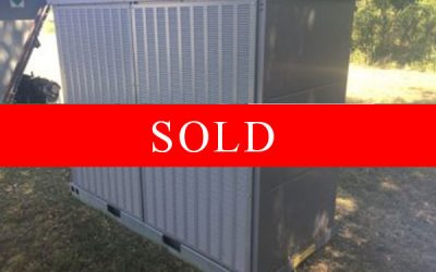 CARRIER - 20 Ton New Surplus Split System Air Cooled Chiller