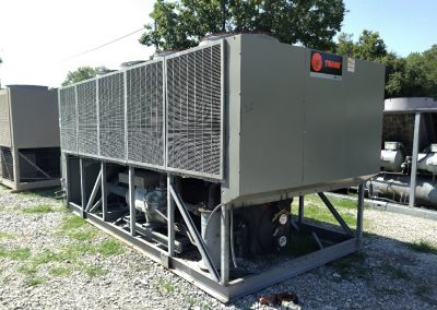 140 Ton Trane Air Cooled Chiller
