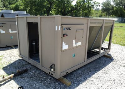 Used York 55 Ton Air Cooled Chillers