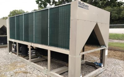 MCQUAY – 180 Ton Air Cooled Chiller