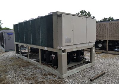 Used 180 Ton McQuay Air Cooled Chiller