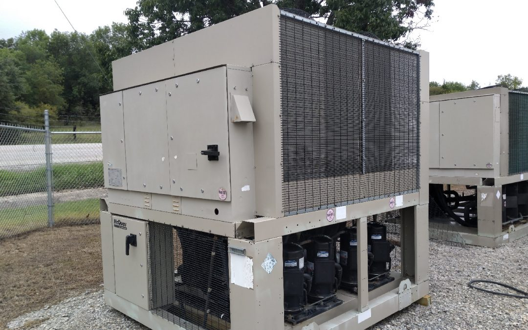 MCQUAY – 50 Ton Air Cooled Chiller