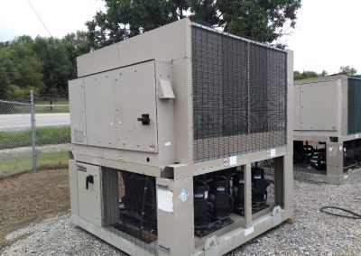 Used 50 Ton McQuay Air Cooled Chiller