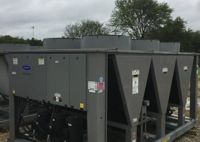 New Surplus 90 Ton Carrier Air Cooled Chiller