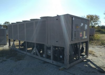 175 Ton York High Efficiency Air Cooled Chiller