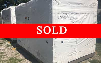 sold york 100ton chiller