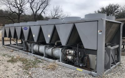 CARRIER – 325 Ton Air Cooled Chiller