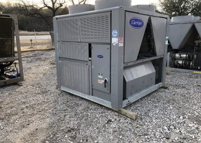 New Surplus 60 Ton Carrier Air Cooled Chiller (Never Installed)