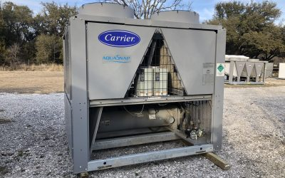 CARRIER – New Surplus 60 Ton Air Cooled Chiller