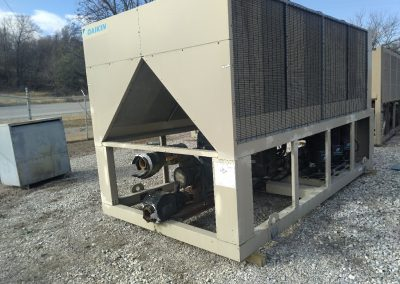 McQuay 110 Ton Air Cooled Chiller