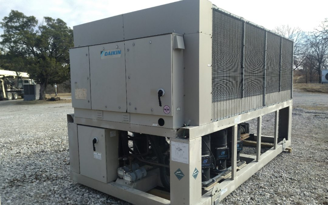 MCQUAY – 110 Ton Air Cooled Chiller