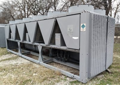 CARRIER – 30RBA21066-0671C – 210 Ton Air Cooled Chiller