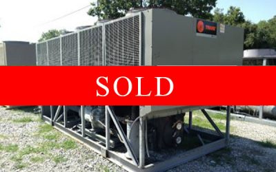 TRANE - 140 Ton Air Cooled Chiller