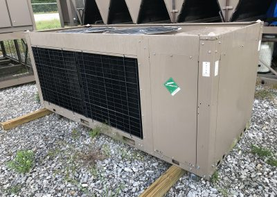 Used 18 Ton York Air Cooled Chiller