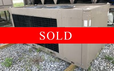 YORK - 18 Ton Air Cooled Chiller
