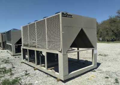 Used 130 Ton McQuay Air Cooled Chiller