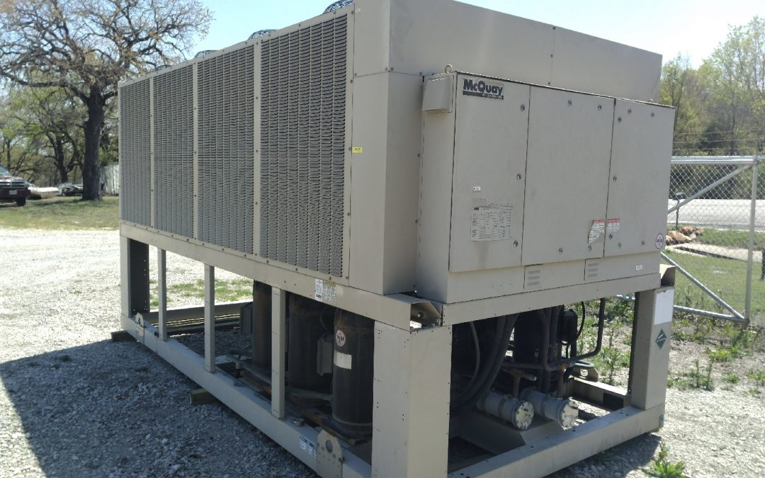 MCQUAY – 130 Ton Air Cooled Chiller